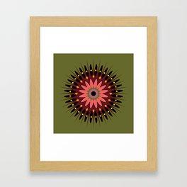 CD3 Rosette 1 Framed Art Print