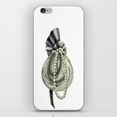 Pearly Lacyness iPhone & iPod Skin