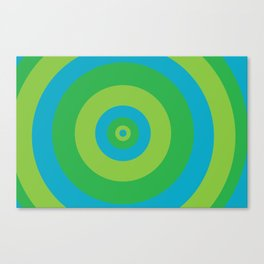 earth's gravity Canvas Print