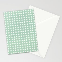 polka dots Stationery Cards