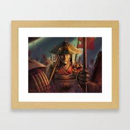 Mr. Expendable Framed Art Print