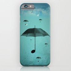 Musical umbrella iPhone 6s Slim Case