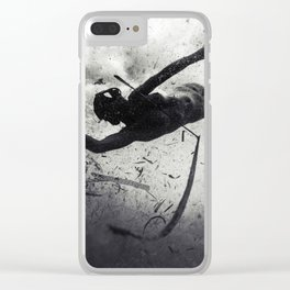 150907-7309 Clear iPhone Case
