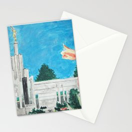 The Hague Netherlands LDS Temple Stationery Cards