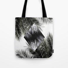 Palm Leaves 3 Geometry Tote Bag