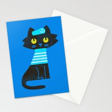 Fitz - Sailor cat Stationery Cards