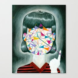 Beautiful Dreamer Love Canvas Print