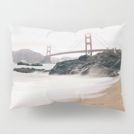Baker beach Pillow Sham