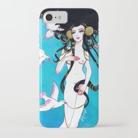 venus iPhone & iPod Cases featuring Venus by Leilani Joy