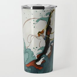 Wave Rider Travel Mug