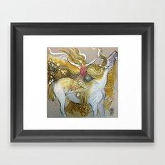 Amazon Framed Art Print