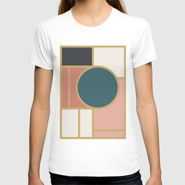Maximalist Geometric 05 T-shirt