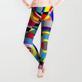 Raindrops by Bruce Gray Leggings