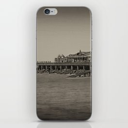 The Old Pier iPhone Skin
