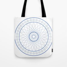 Anime Magic Circle 18 Tote Bag
