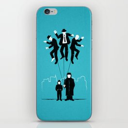 Because it's Cool. iPhone Skin