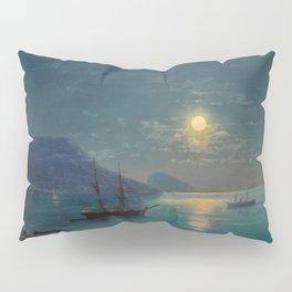 Evening in Crimea by Ivan Aivazovsky Pillow Sham