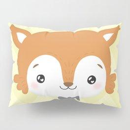 foxy baby Pillow Sham
