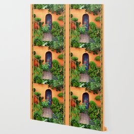Garden Delights, Mesilla, NM Wallpaper