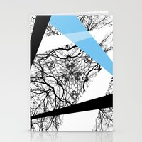 hexagon Stationery Cards featuring Hexagon by ADGPC