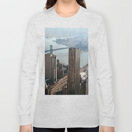 Vintage New City Long Sleeve T-shirt