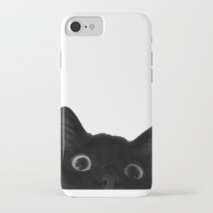 here's lookin' at mew iphone case