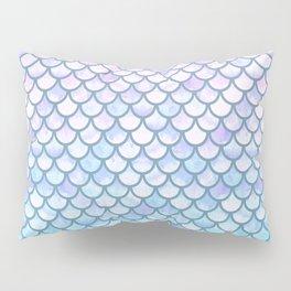 Lavender Mermaid Scales Pillow Sham