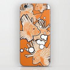 Scorpio fish iPhone & iPod Skin
