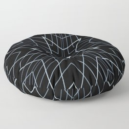 Tron Star | New Order | Other Dimnsions Floor Pillow
