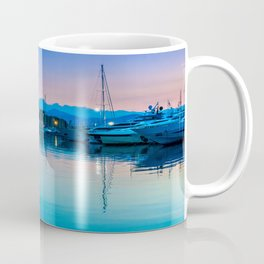 Port Vauban Antibes Coffee Mug