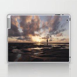 Watching the Sun Rise Laptop & iPad Skin