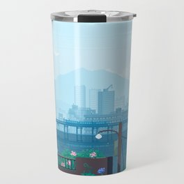 Seattle Morning Travel Mug