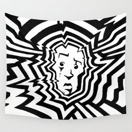 Radiation #1 Wall Tapestry