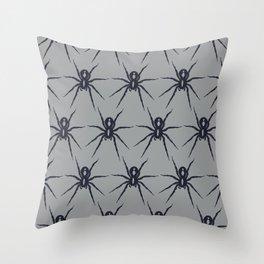 Wolf Spider (Ripe) Throw Pillow