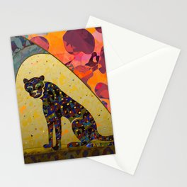 Wild Hearts Party Stationery Cards