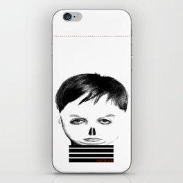 viv la vie iPhone Skin