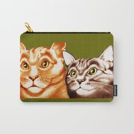 Cats : The Two of Us Carry-All Pouch