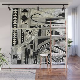 Systematic Chaos 4 Wall Mural