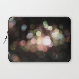 Bubbly Bokeh Laptop Sleeve