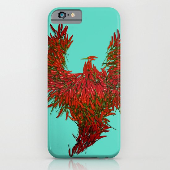 Hot Wings! iPhone & iPod Case