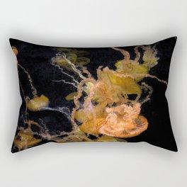 Sea Nettles Rectangular Pillow