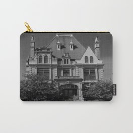 Old West End Bartley Mansion Carry-All Pouch