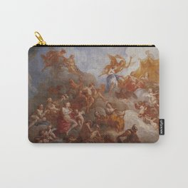 The Apotheosis of Hercules by Francois Le Moyne. Carry-All Pouch