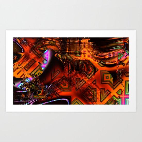 Sensational Quilt Art Print