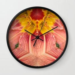 The Creation Myth Wall Clock