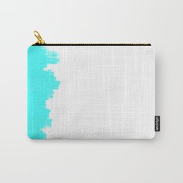 Shiny Turquoise balance Carry-All Pouch