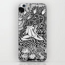 Diamond Priestess  iPhone Skin