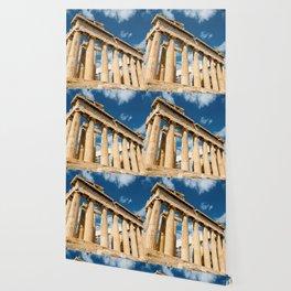 Parthenon Greece Wallpaper