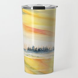 Sunset Reflections Travel Mug