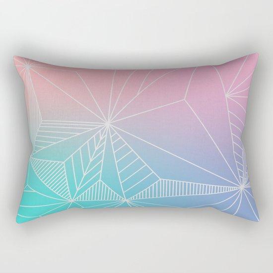 Dreamscape Geo Rectangular Pillow